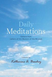 Daily Meditations Cover